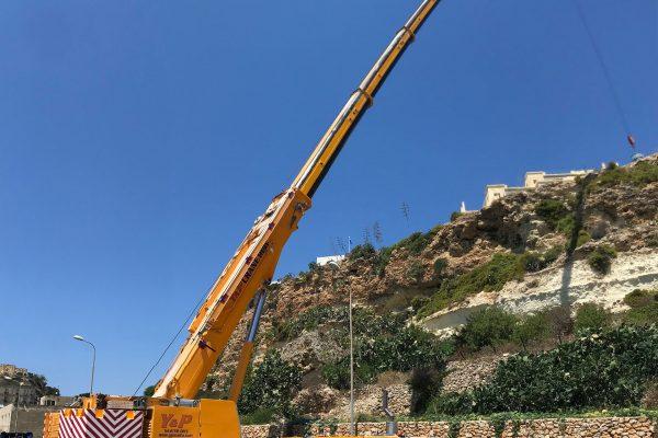 Demag-AC350-Crane-Hire-Mgarr-Gozo-(1)